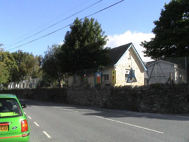 The School, Pontrhydfendigaid