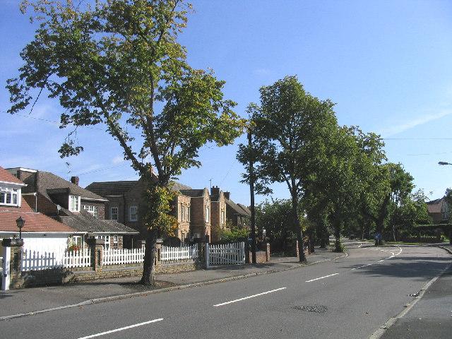Sylvan Avenue, Emerson Park, Essex