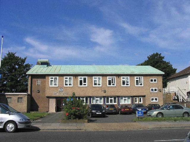 Hornchurch Police Station