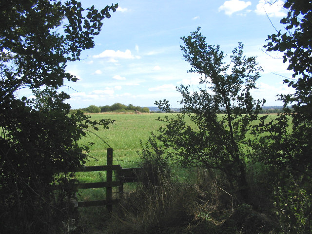 Footpath & stile, Great Warley, Essex