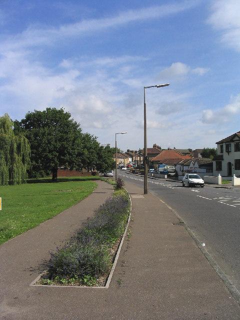 Abbs Cross Lane, Hornchurch, Essex