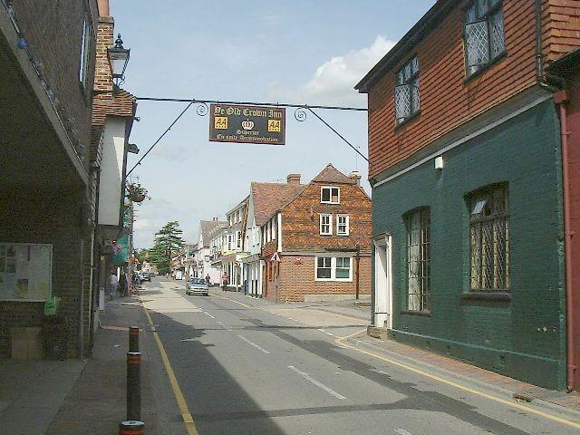Edenbridge - Ye Old Crown Inn