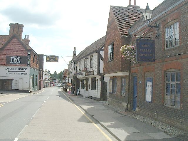 Edenbridge High Street