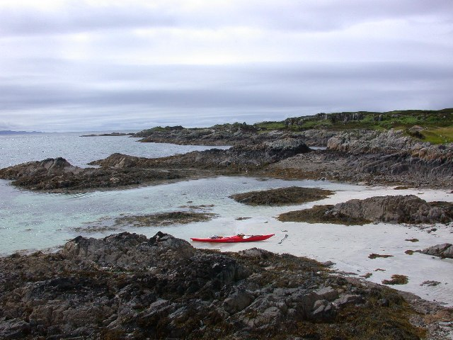 The Arisaig Skerries