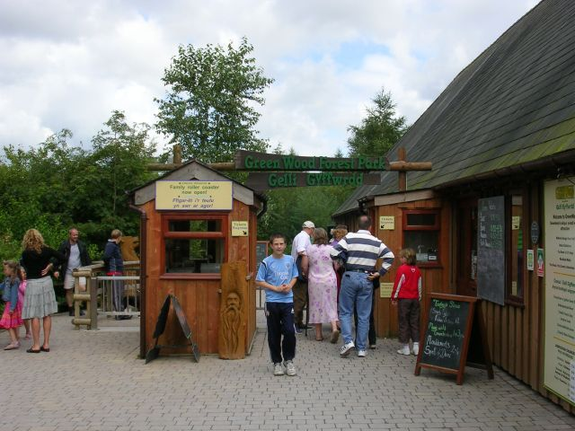 Greenwood Forest Park and Activity Centre