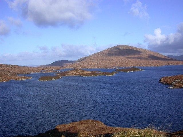 Loch Enoch from Craig Neldricken