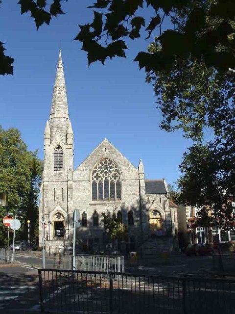 Trinity Church, Enfield