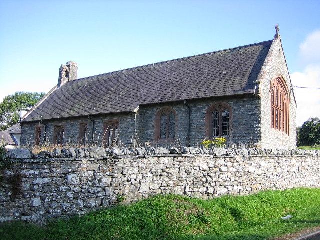 Church, Ystrad Meurig