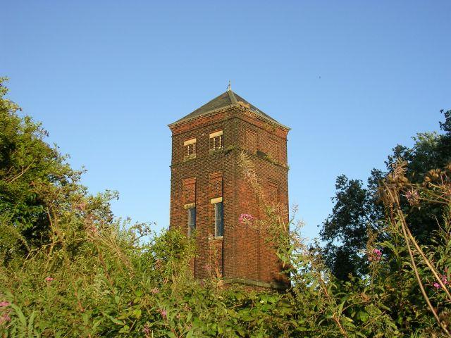 Barton Locks Tower