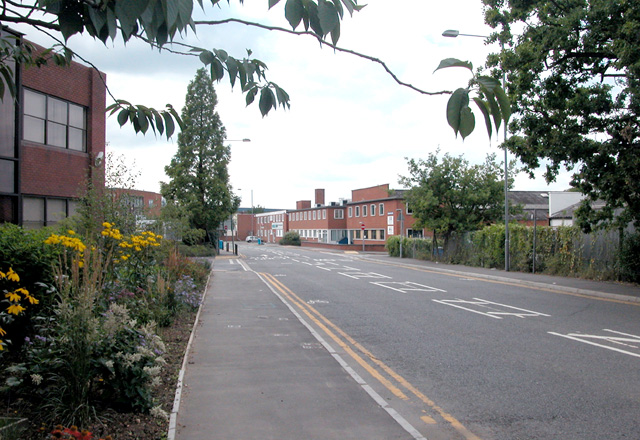 Cox Lane Trading Estate