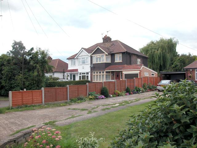 Ruxley Lane Houses