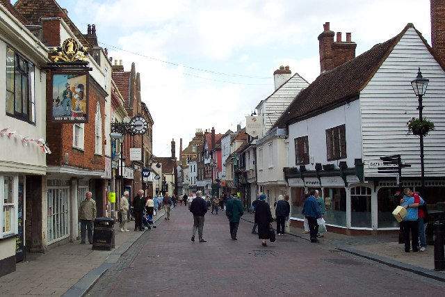 Preston Street, Faversham