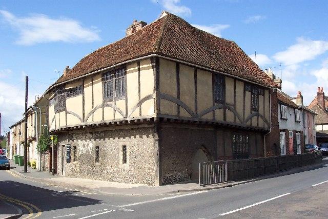 Maison Dieu, Ospringe, Kent