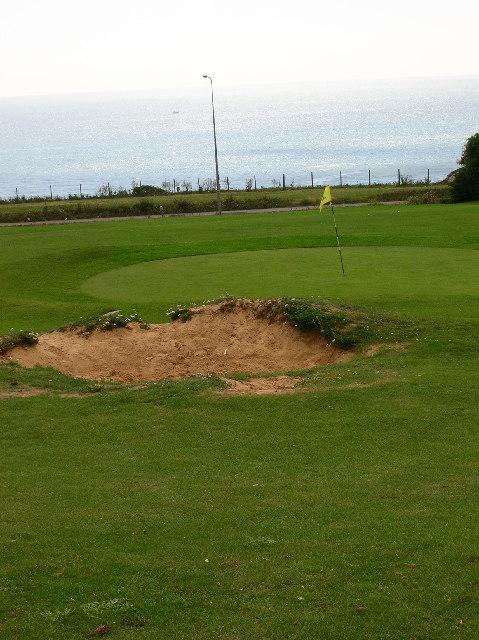 Miniature Golf Course, Roedean, Brighton