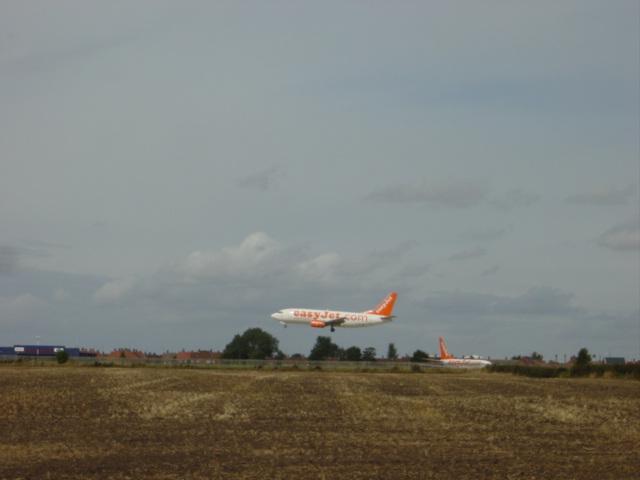 Runway, Liverpool Airport