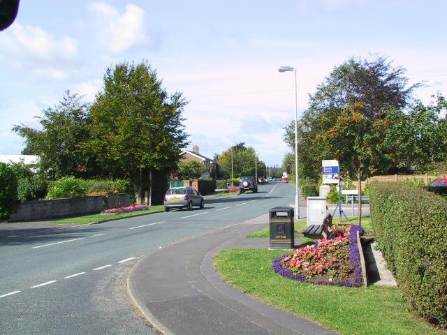High Street, Elswick