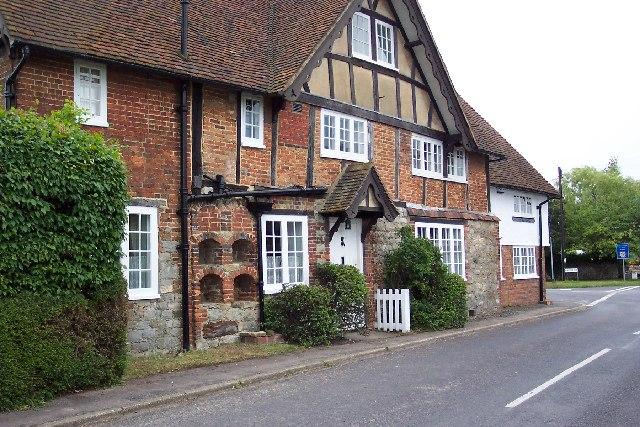 A mystery near Kemsing, Kent