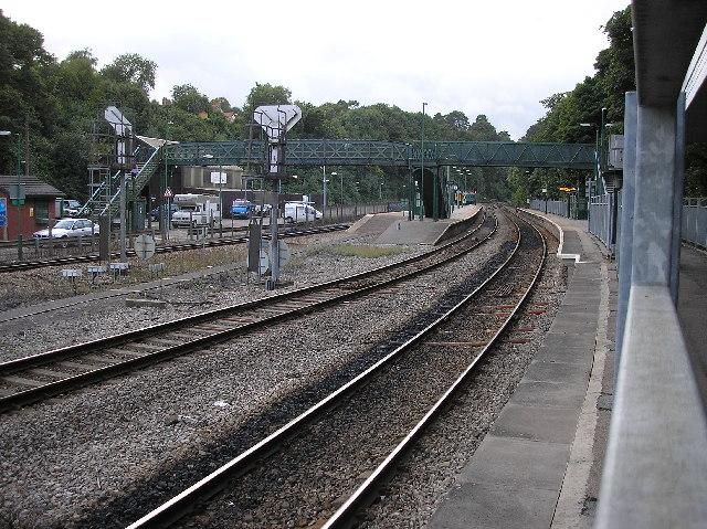 Radyr railway station, Radyr, Cardiff