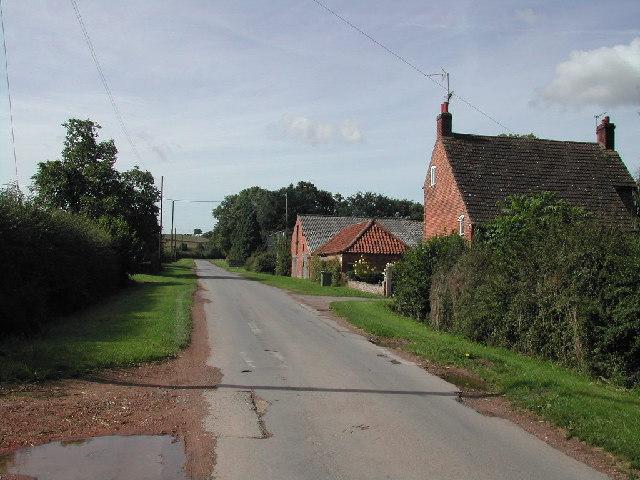 Grange Farm, Radley Road