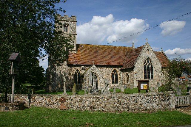 Herringswell Church