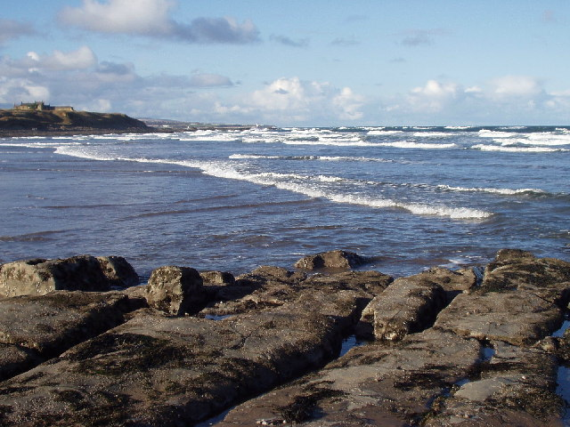Cocklawburn Beach