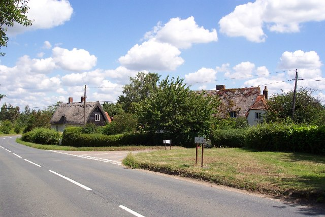 Thatched Essex Cottages