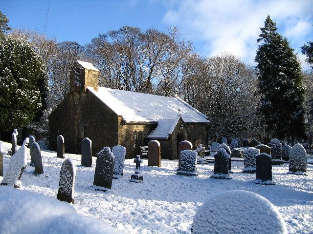 St. Leonard's Church, Chapel Le Dale