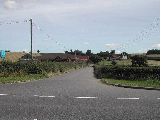 Oxton Grange Farm