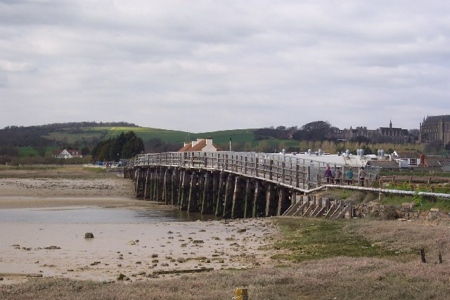 The Toll Bridge Shoreham, Sussex