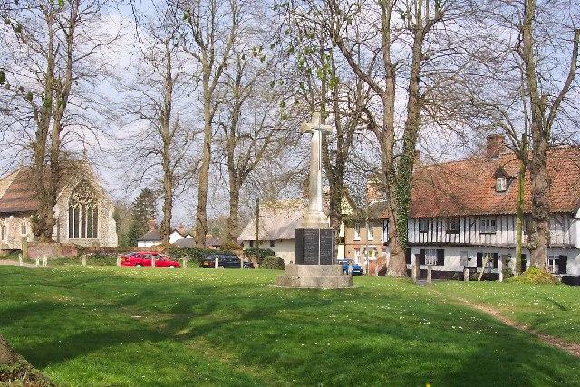 Banham, Norfolk