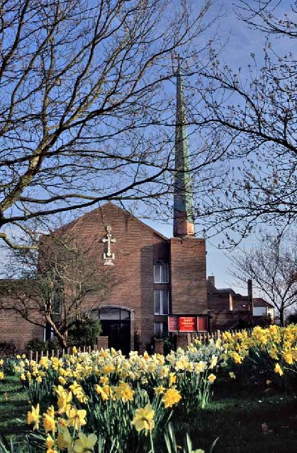 St Thomas's Church, Oakwood
