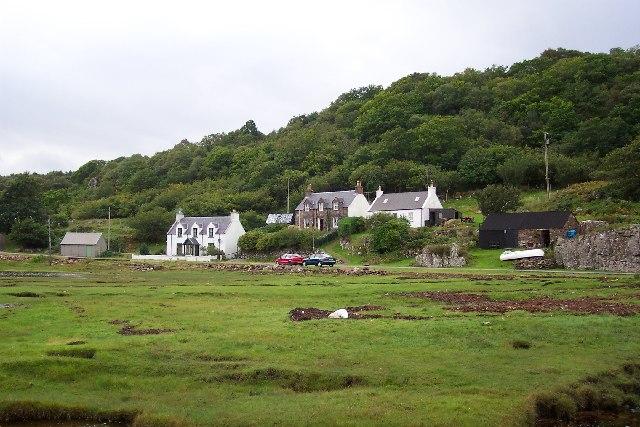 Toscaig Cottages