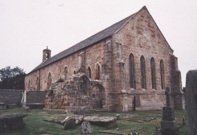 Fearn Abbey and Parish Church