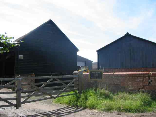 Beaumont Hall Farm