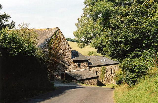 Brushford: Rocks Farm