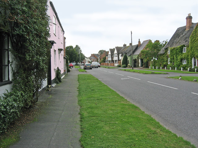 Main Street, Queniborough, Leicestershire
