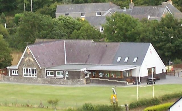 Myfenydd Primary School , Llanrhystud