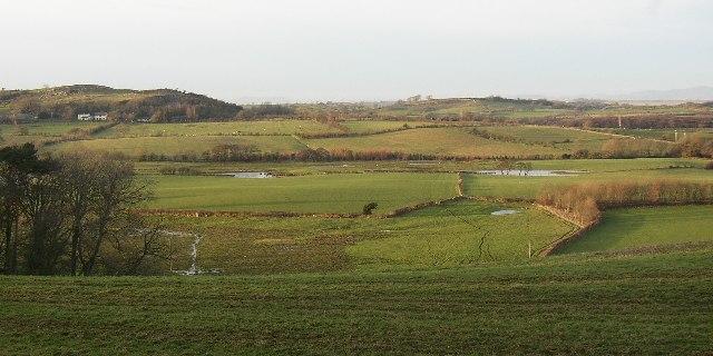 Valley between Mosser and Pardshaw