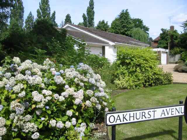 House in Oakhurst Avenue Hatching Green