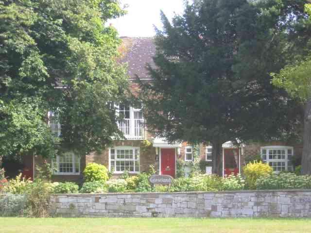 Housing group in Queens Road Harpenden  Common