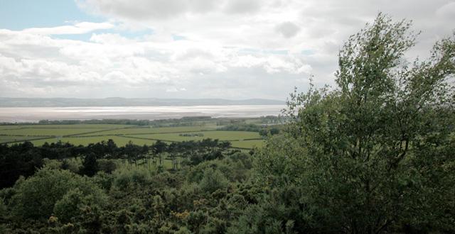 View from Thurstaston Hill