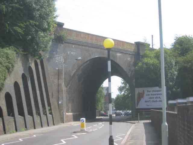 Skew Bridge Southdown Rd  Harpenden