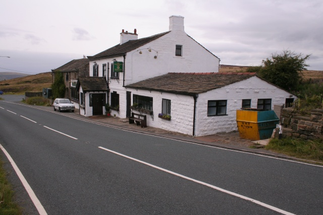 Sportsmans Arms, Kebs Road