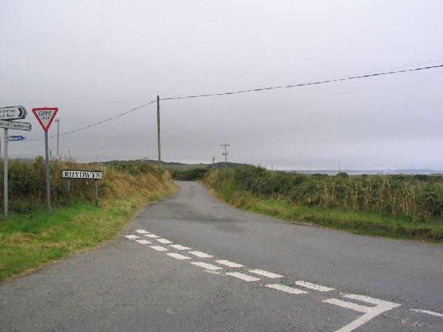 Road to Rhydwyn