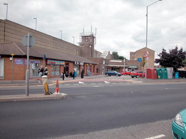 Chessington North station