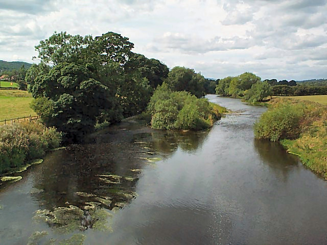River Wharfe at Pool