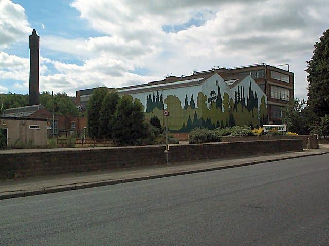Pool paper mill