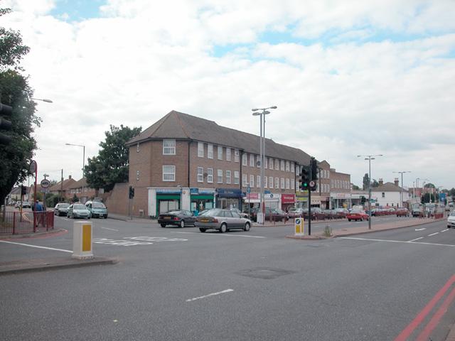 Hook village shops