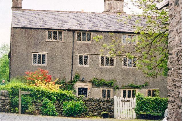 Swarthmoor Hall, Nr. Ulverston, Cumbria