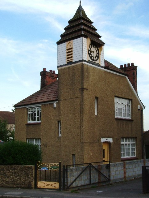 Architectural Whimsy  in Little Thurrock